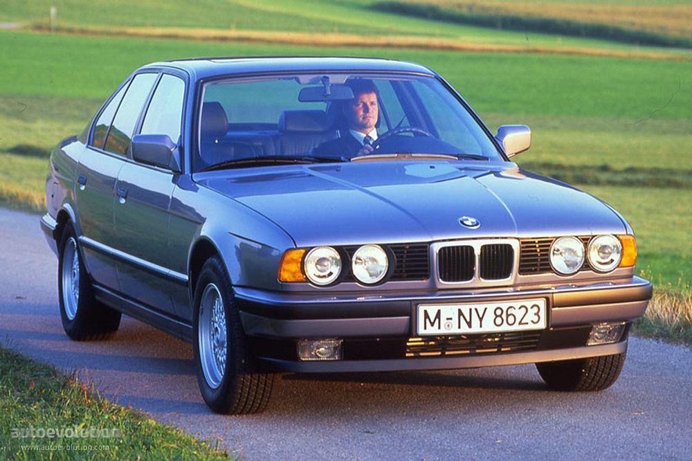 bmw полный привод 1990