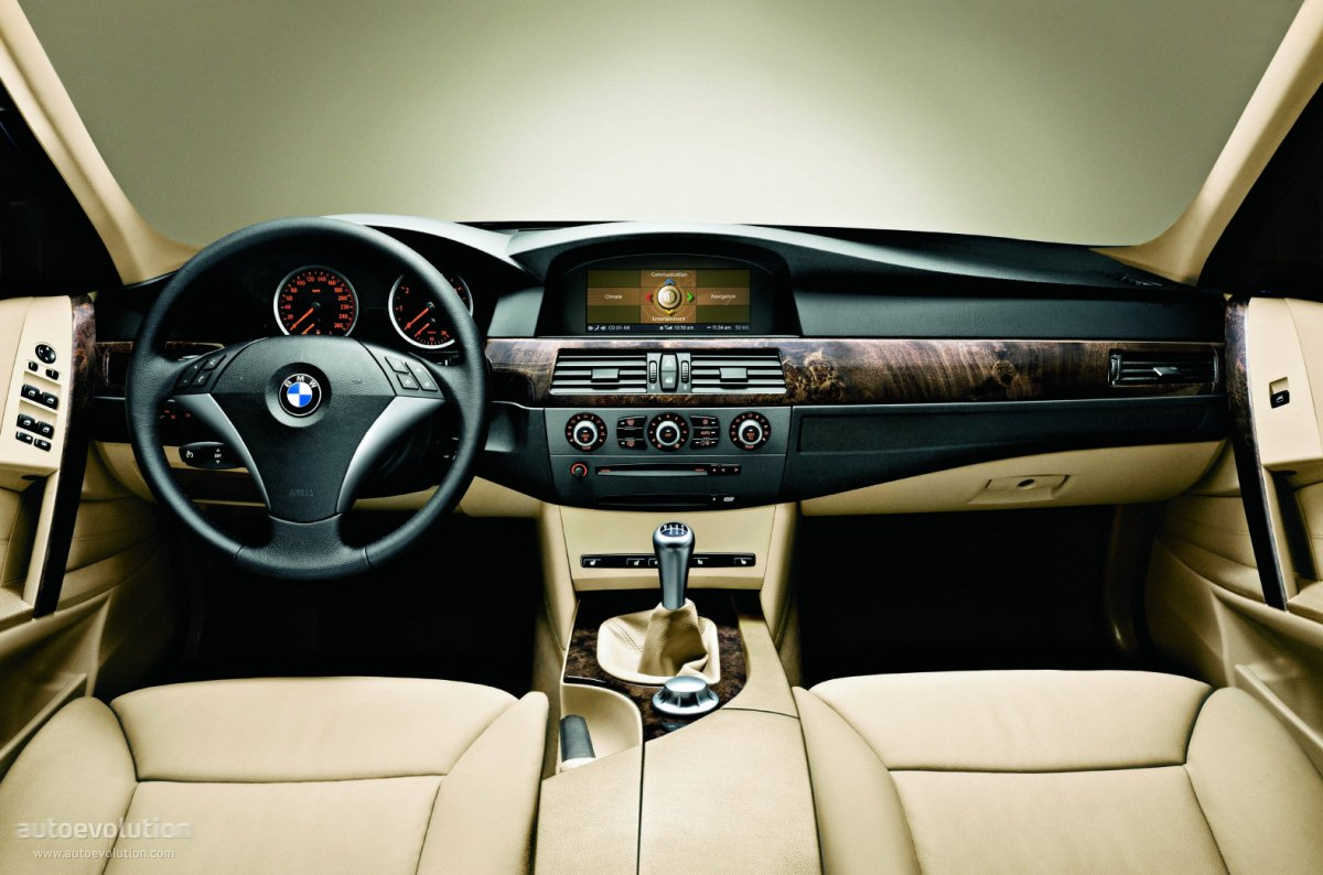 2007 BMW 530i Touring Automatic E61 related infomation