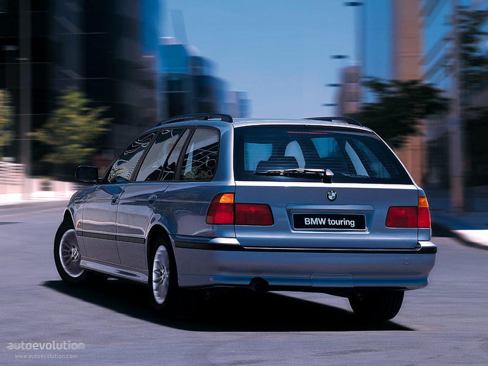 Bmw 5 Series Touring E39 1997 1998 1999 2000
