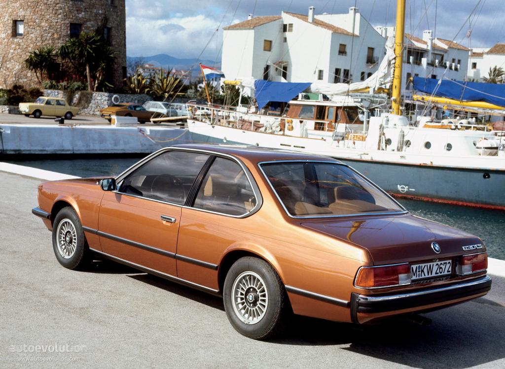 BMW 630 CS (E24) specs - 1976, 1977, 1978, 1979 - autoevolution