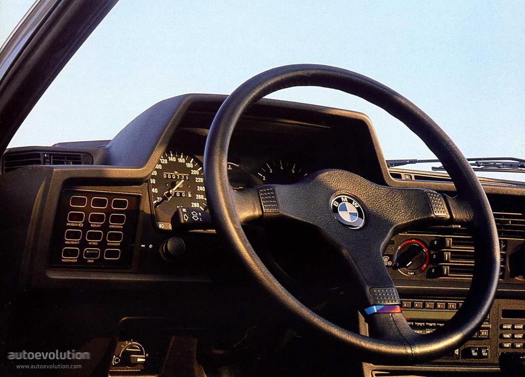 Bmw E24 Interior Interior Bmw 635 Csi