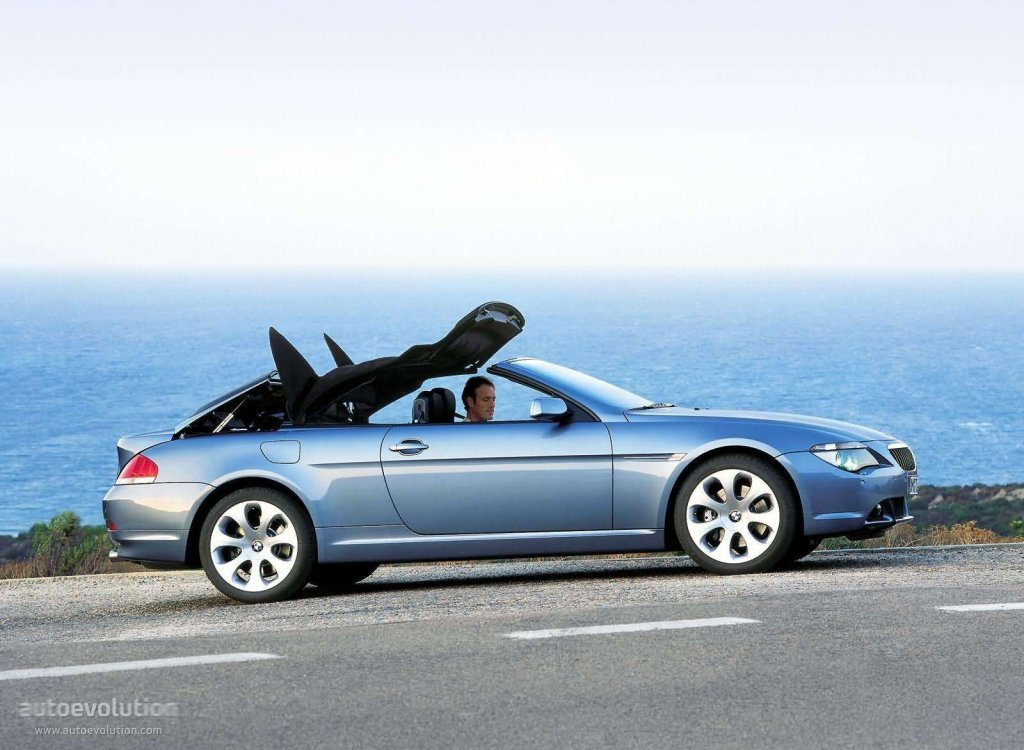 Bmw 6 Series Convertible E64 Specs Amp Photos 2004 2005
