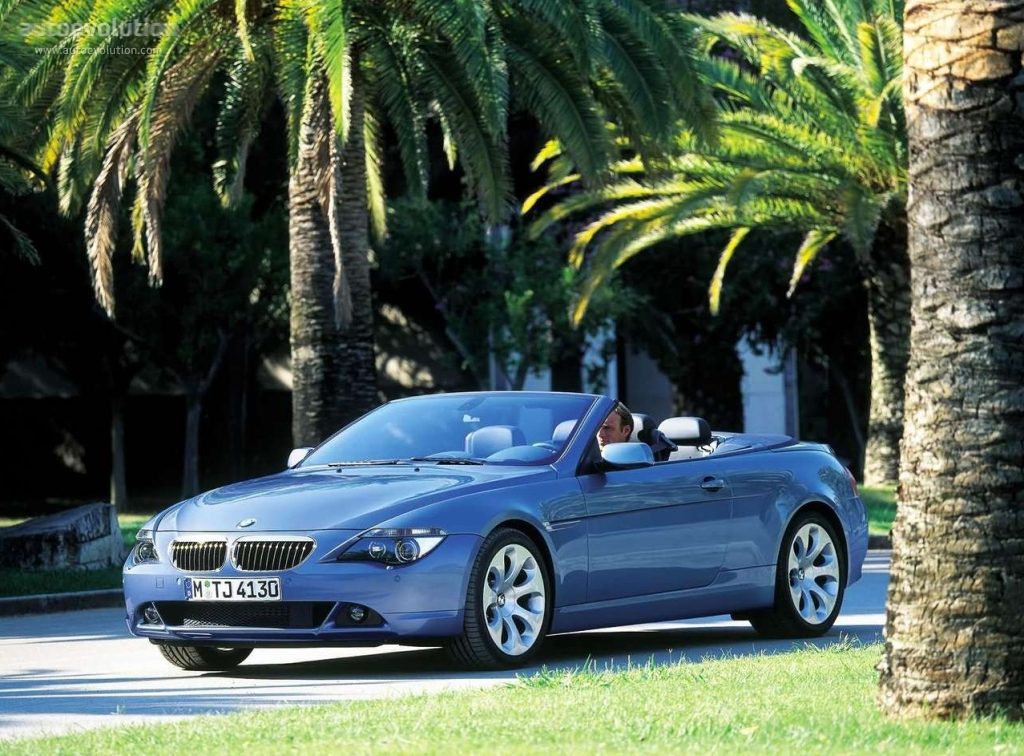BMW Series Convertible E Specs - Bmw 645ci horsepower
