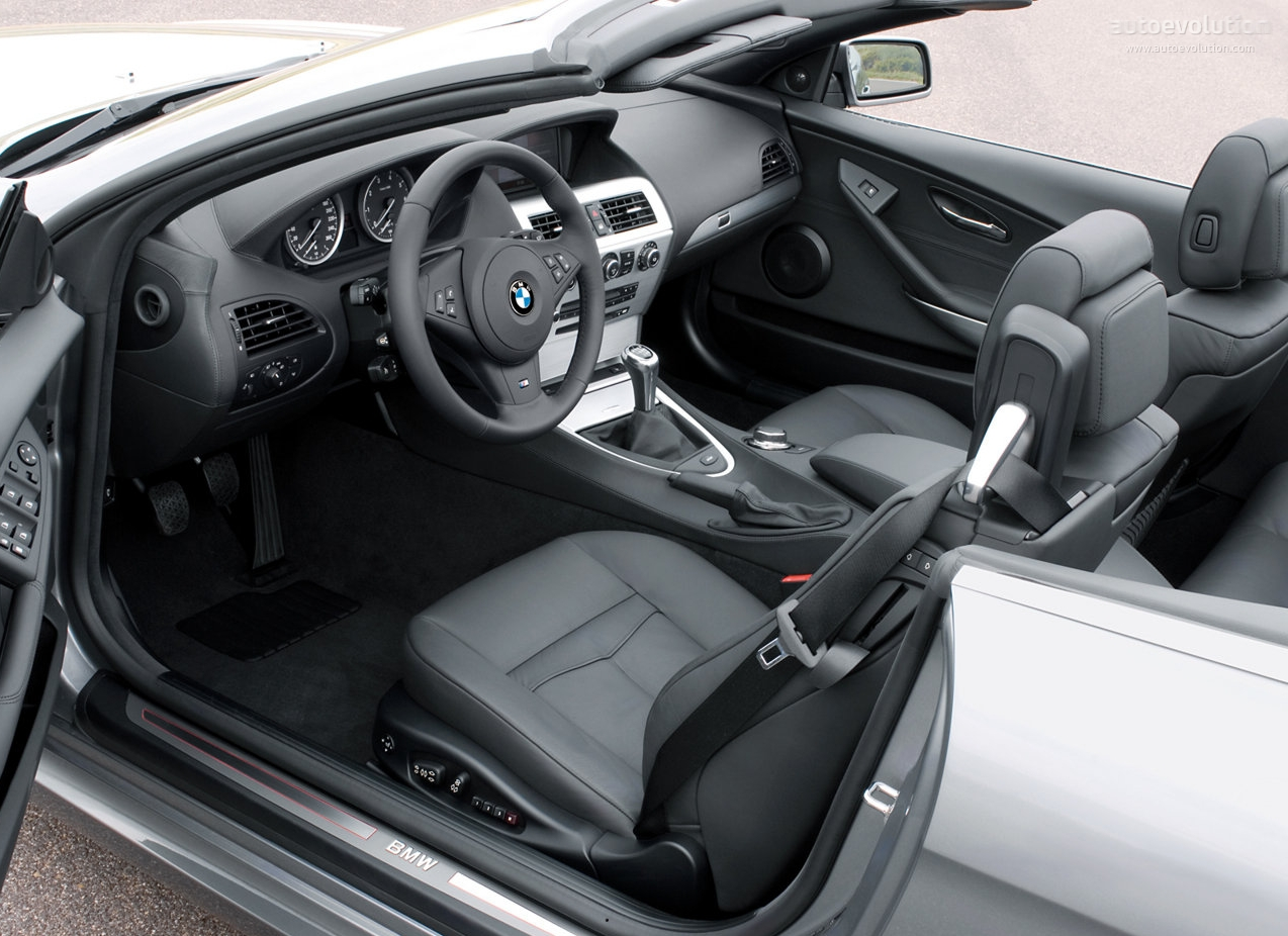 BMW 6 Series Convertible E64 2007