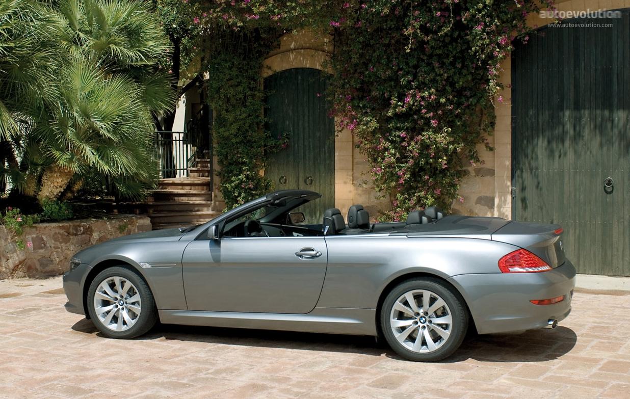 BMW 6 Series Convertible (E64) specs & photos - 2007, 2008 ...