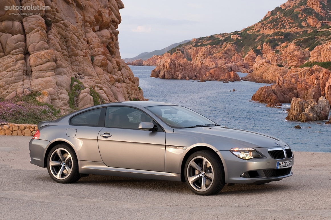 BMW 6 Series Coupe E63 2007