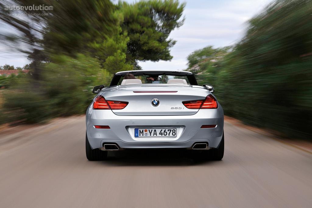BMW 6 Series Convertible (F12) specs - 2012, 2013, 2014, 2015 ...
