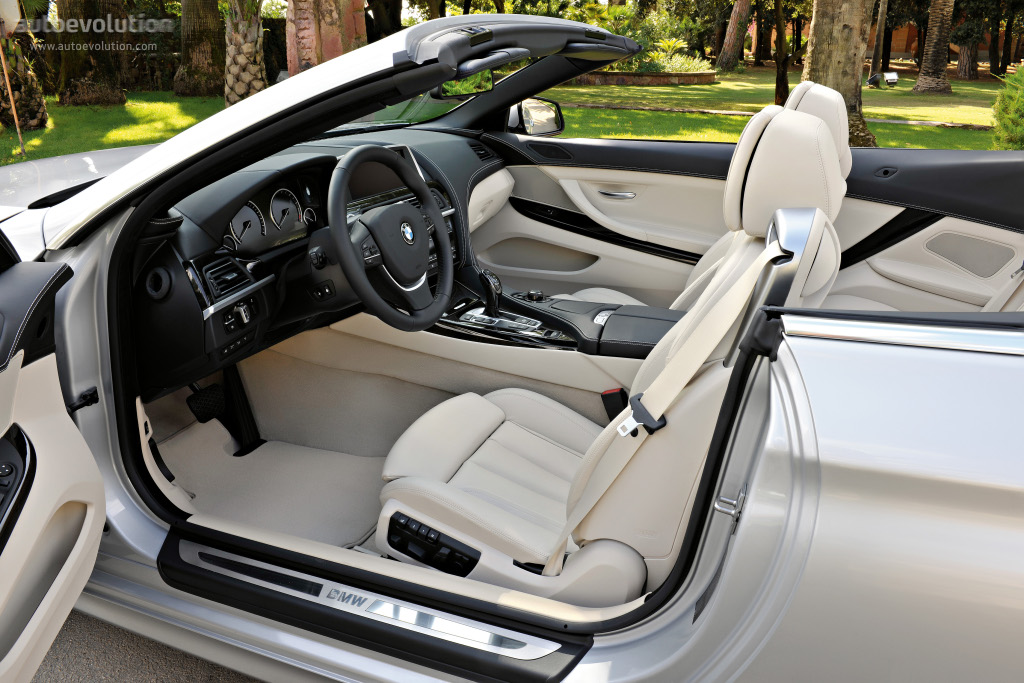 BMW Series Convertible F Specs - Bmw 6 series convertible white