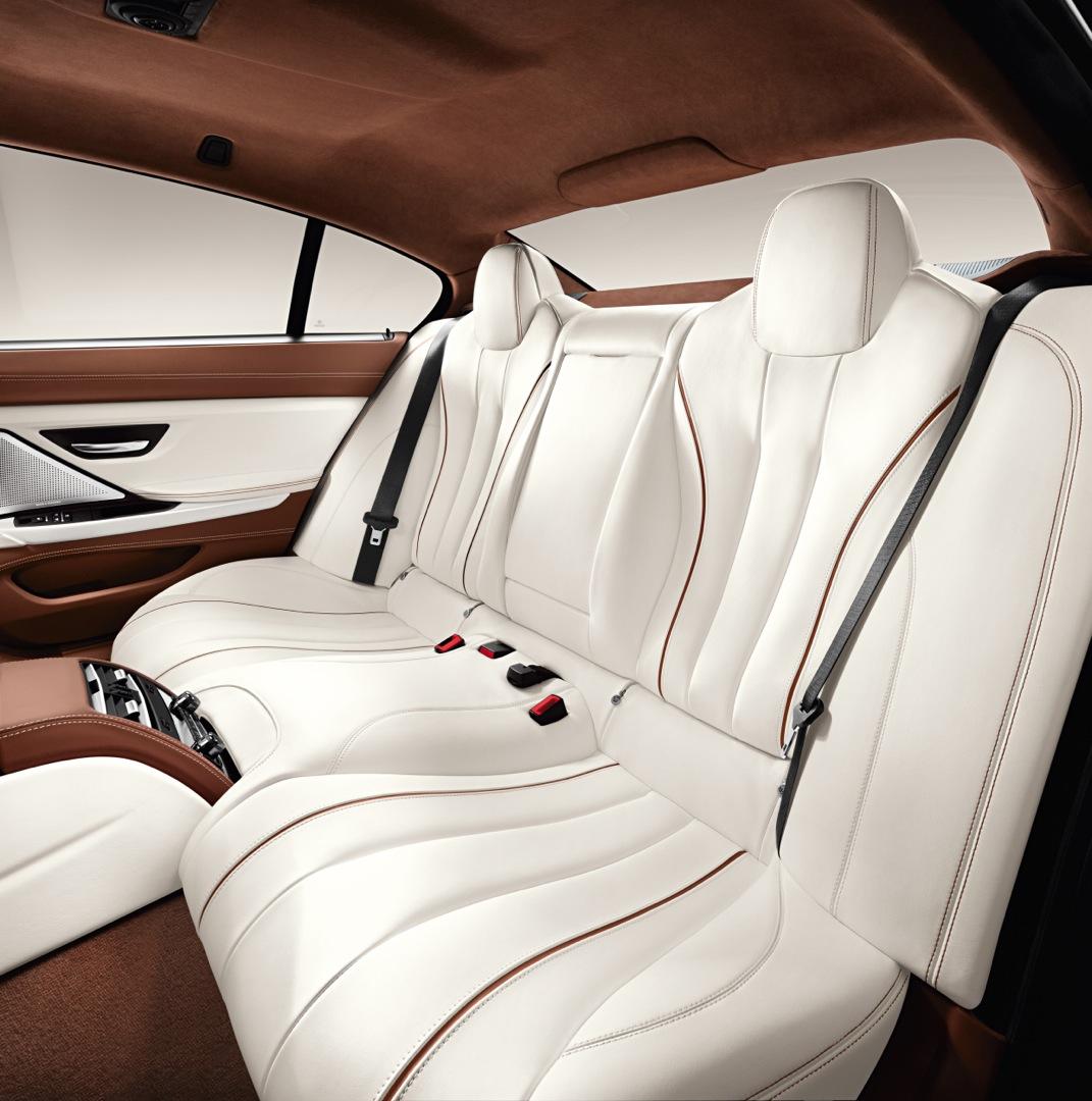 Bmw X6 Seating Capacity: BMW 6 Series Gran Coupe (F06) Specs & Photos