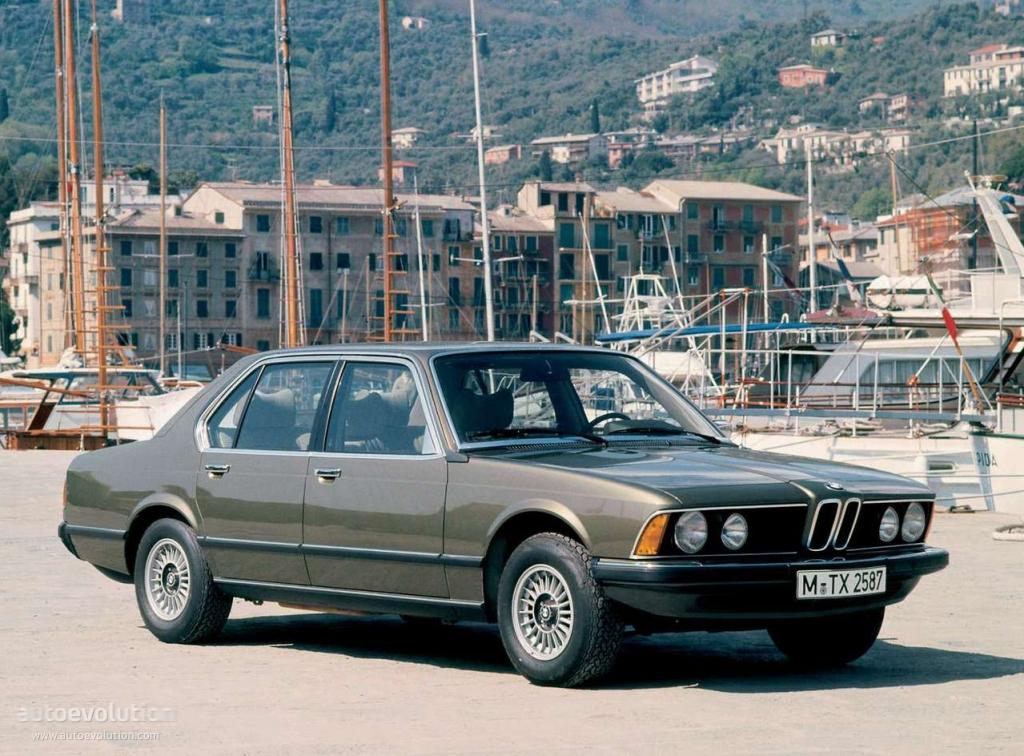 Bmw 7 Series E23 1977 1978 1979 1980 1981 1982
