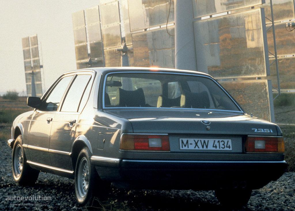 Bmw 7 Series E23 Specs Amp Photos 1977 1978 1979 1980