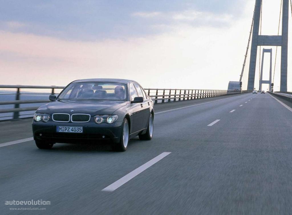 BMW 7 Series E65 E66 2001