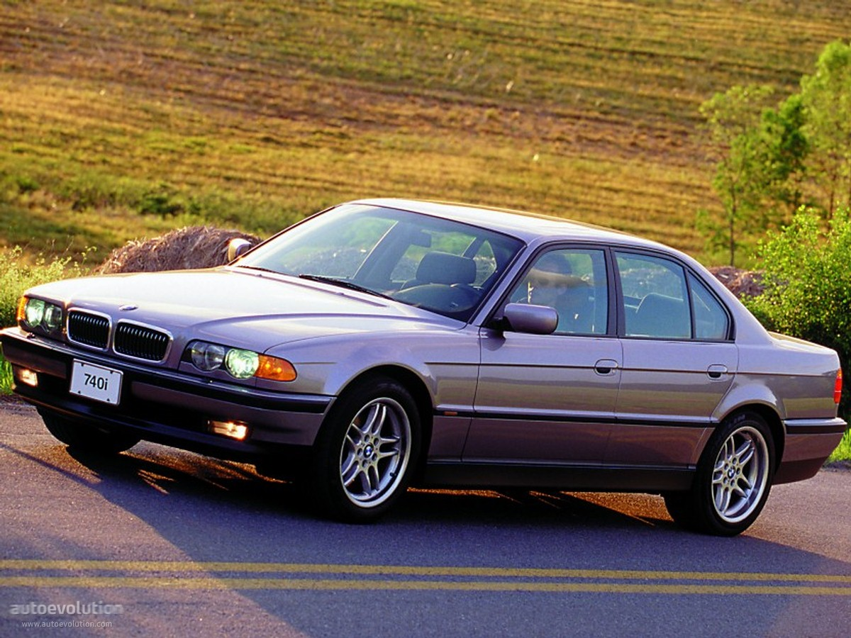 BMW 7 Series (E38) specs - 1998, 1999, 2000, 2001 - autoevolution