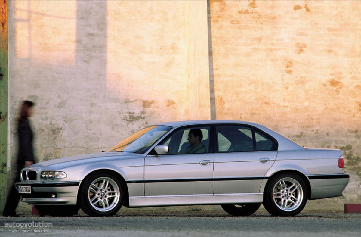 Bmw 7 Series E38 Specs 1998 1999 2000 2001