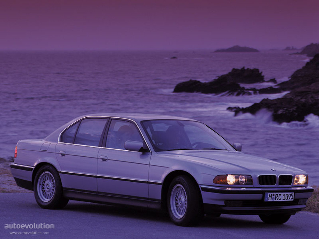 Bmw 7 Series E38 1994 1998