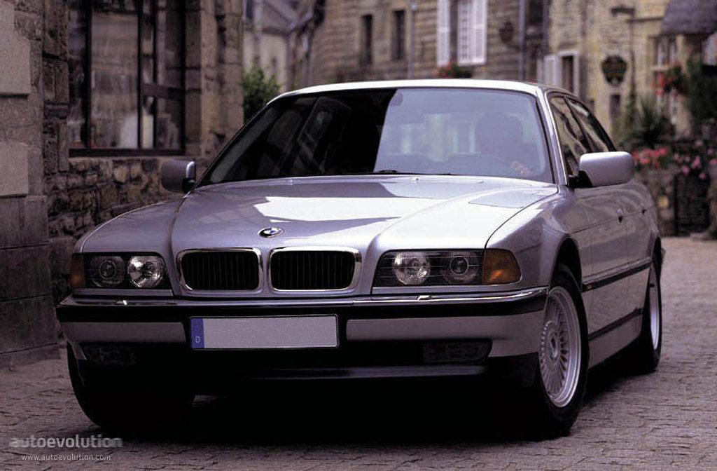 BMW 7 Series E38 1994
