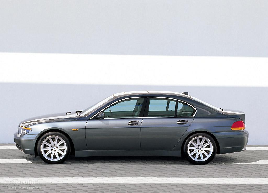 BMW 7 Series (E65/E66) specs - 2001, 2002, 2003, 2004, 2005 ...