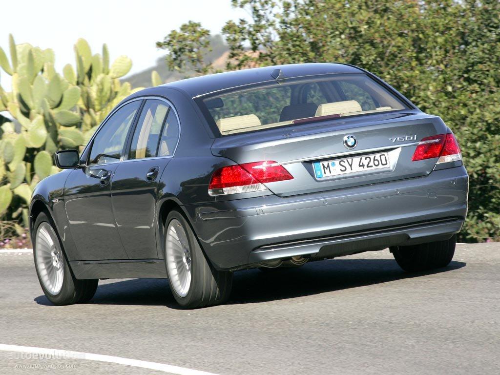 Bmw 7 Series E65 E66 2005 2006 2007 Autoevolution