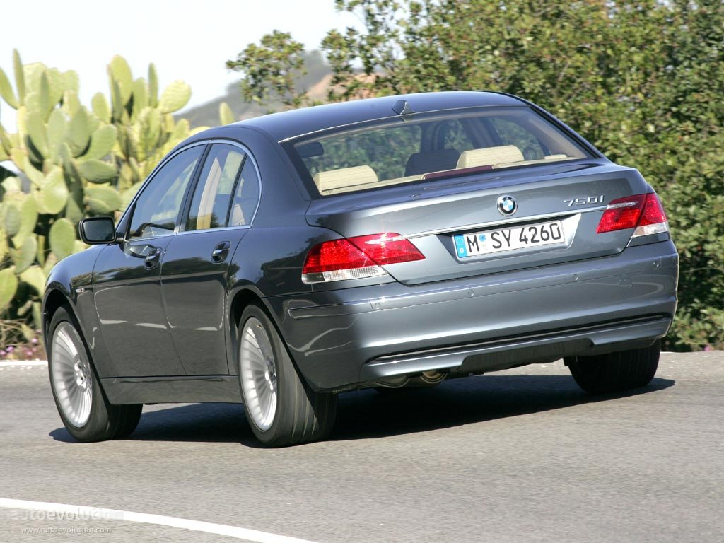 BMW Series EE Specs Autoevolution - 2005 bmw 740i