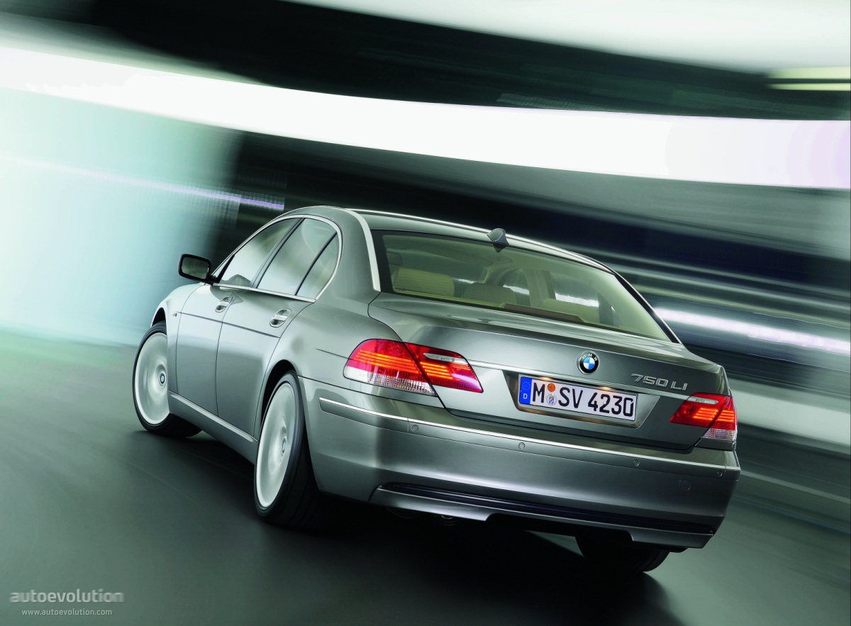 BMW 7 Series (E65/E66) specs - 2005, 2006, 2007 - autoevolution