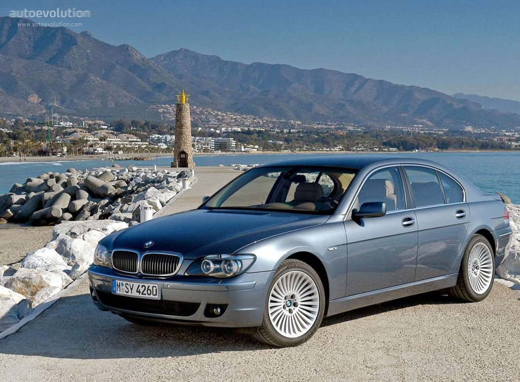 bmw 7 series e65 e66 specs photos 2005 2006 2007 autoevolution. Black Bedroom Furniture Sets. Home Design Ideas