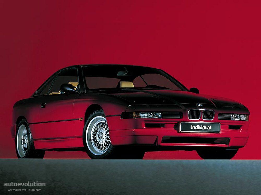 BMW 8 Series (E31) specs - 1989, 1990, 1991, 1992, 1993, 1994, 1995 ...