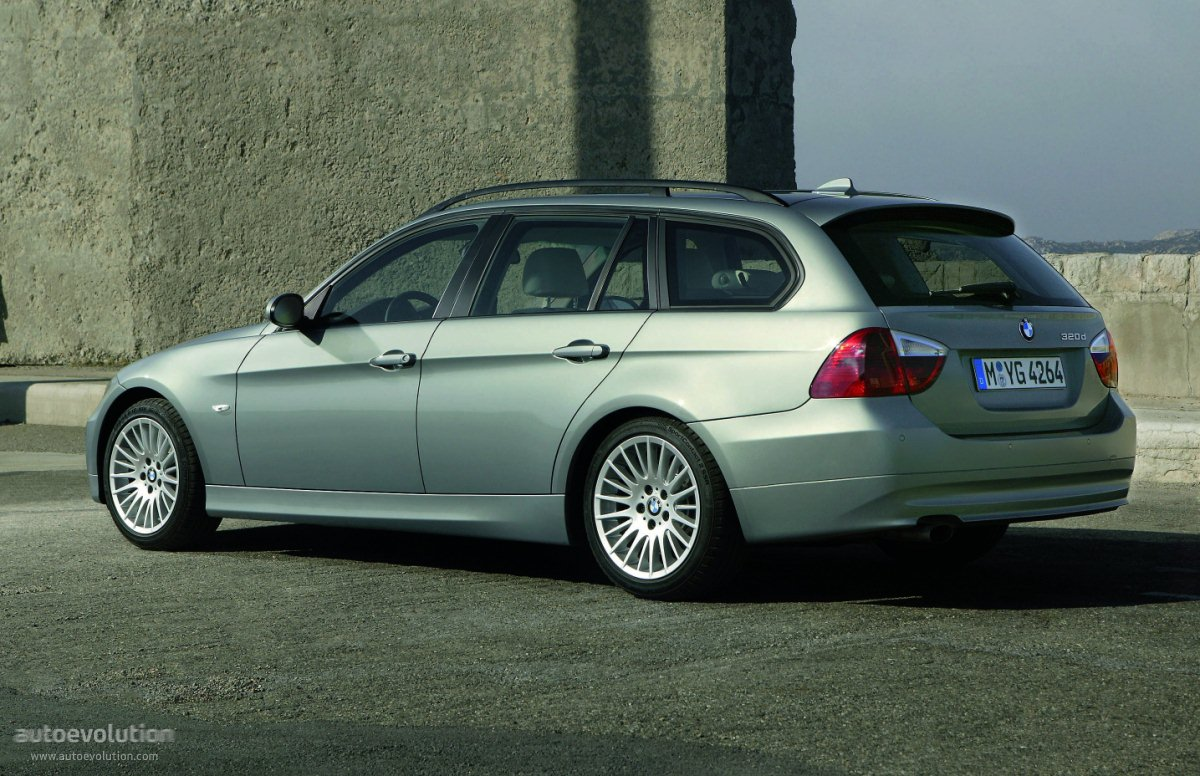 2006 bmw 3 series wagon