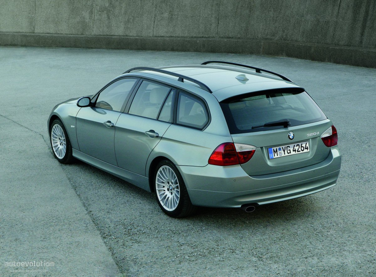 bmw 3 series touring e91 specs photos 2005 2006. Black Bedroom Furniture Sets. Home Design Ideas
