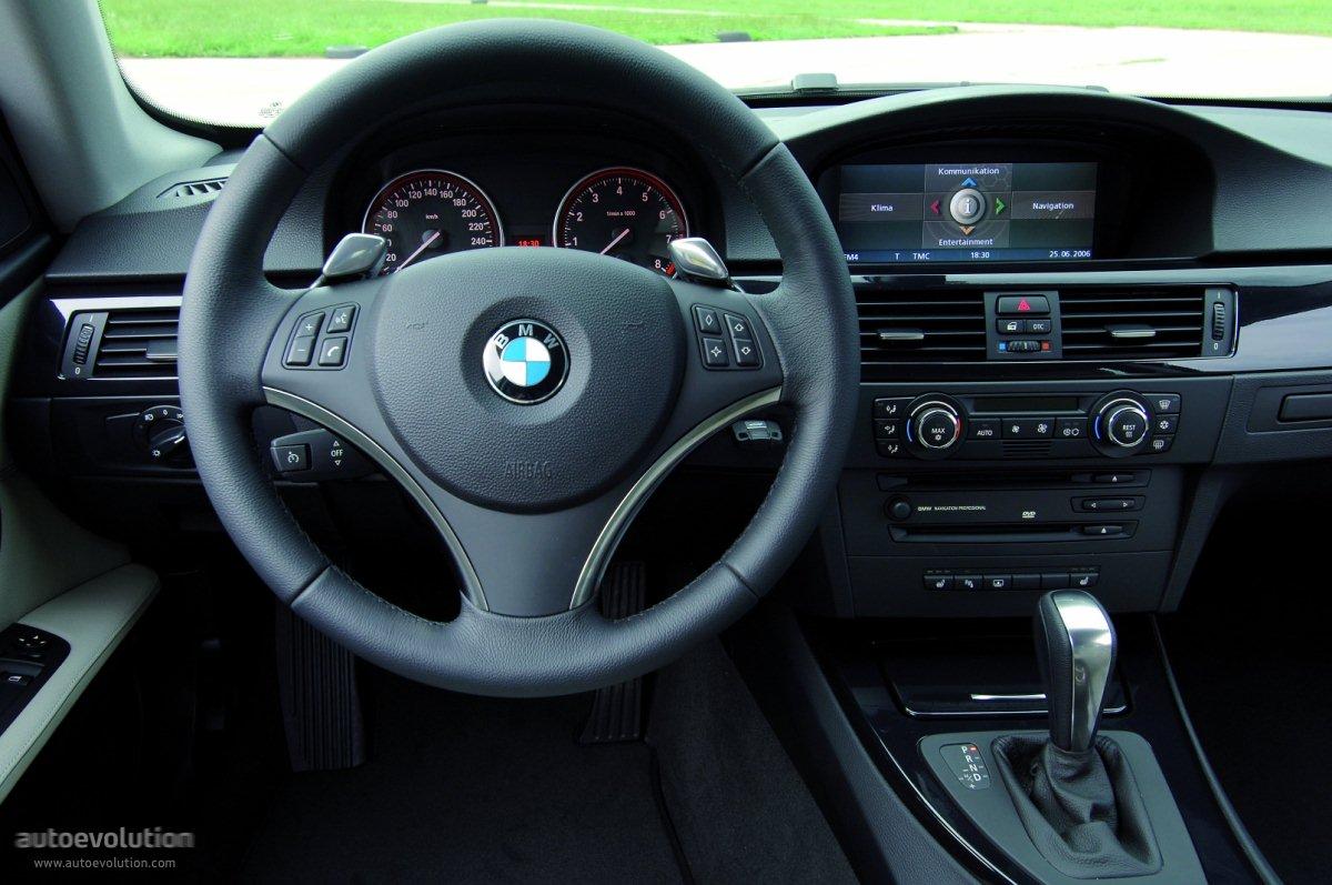 2007 Bmw 325i Interior BMW 3 Series Coupe