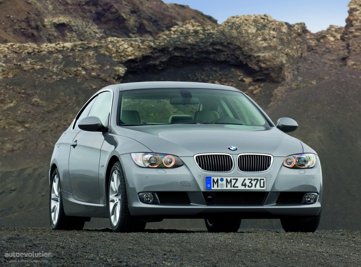 bmw 3 series coupe e92 specs photos 2006 2007 2008. Black Bedroom Furniture Sets. Home Design Ideas