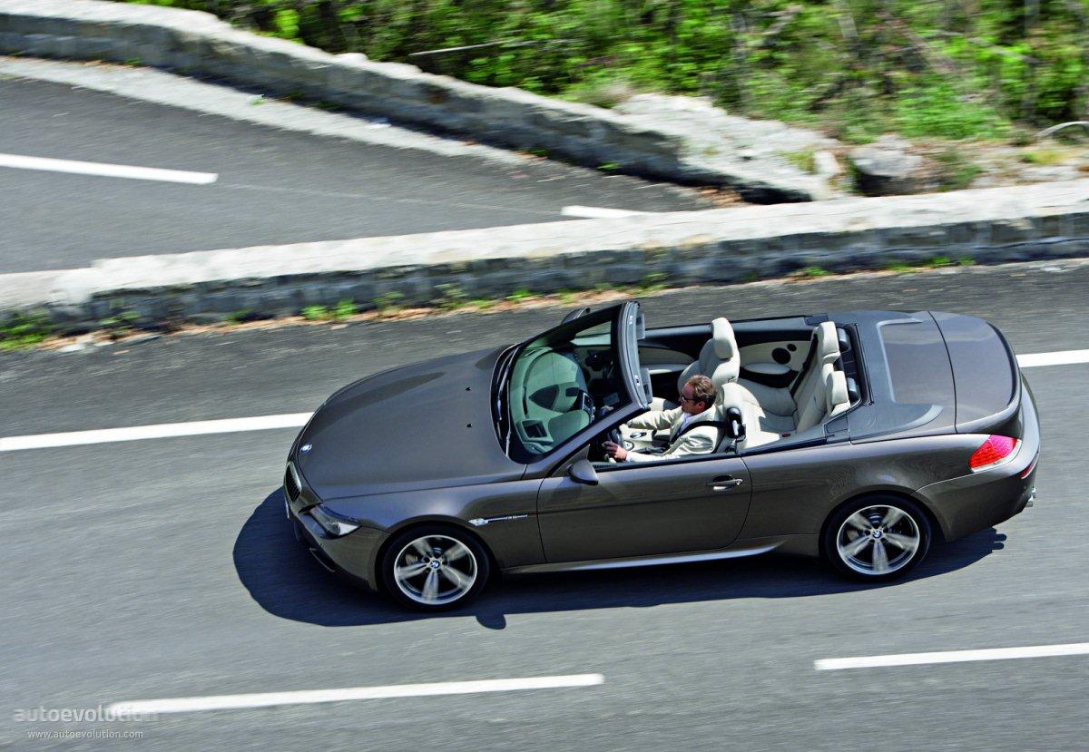 bmw m6 cabrio e64 specs 2006 2007 2008 2009 2010. Black Bedroom Furniture Sets. Home Design Ideas