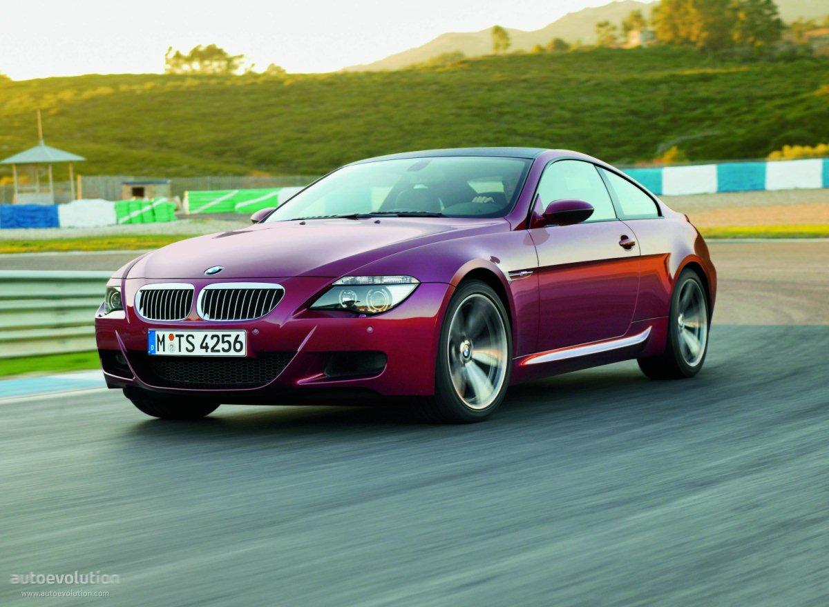 BMW M6 Coupe (E63) specs - 2005, 2006, 2007, 2008, 2009, 2010 ...