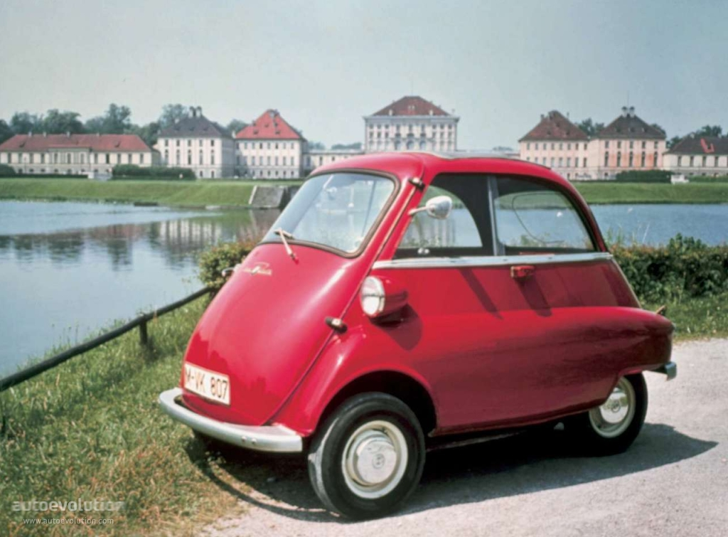 Bmw Isetta Specs  U0026 Photos