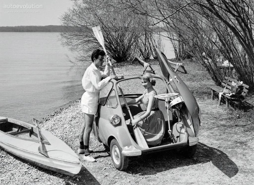 BMW Isetta specs - 1955, 1956, 1957, 1958, 1959, 1960, 1961, 1962 ...