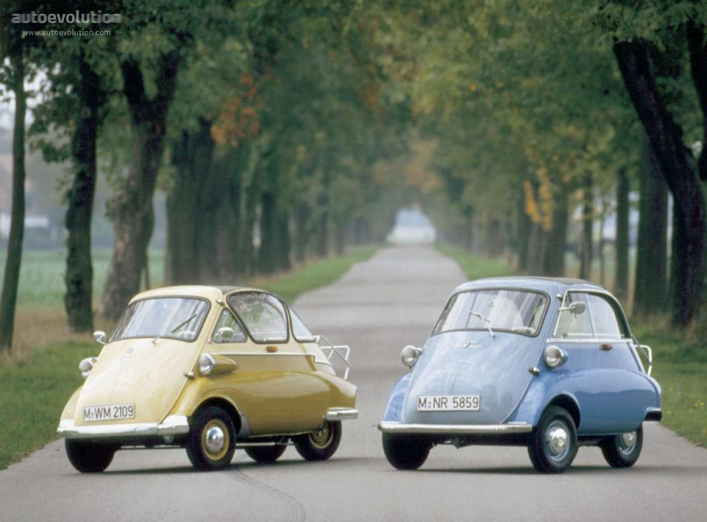 bmw isetta specs photos 1955 1956 1957 1958 1959 1960 1961 1962 autoevolution. Black Bedroom Furniture Sets. Home Design Ideas