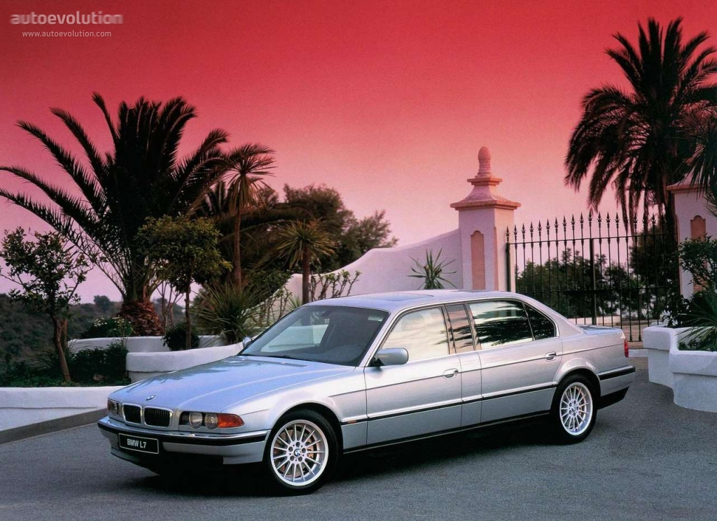 Bmw L7 E38 1997 1998 1999 2000 2001 Autoevolution