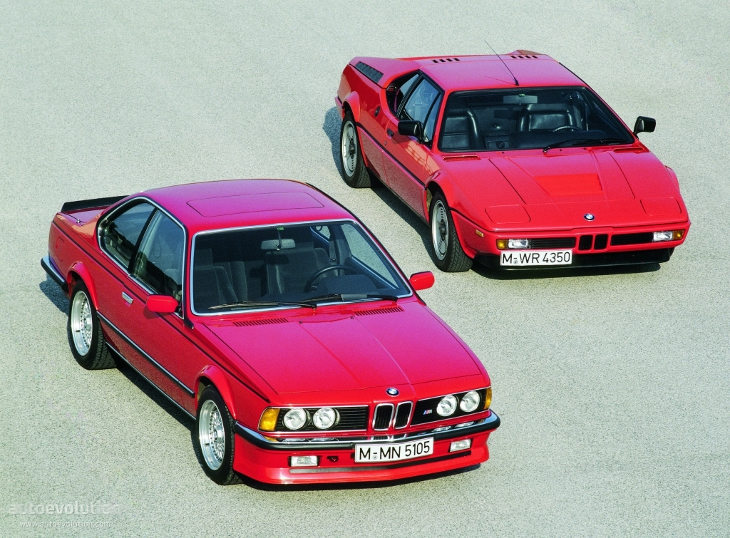 Bmw M1 E26 1978 1979 1980 1981 Autoevolution