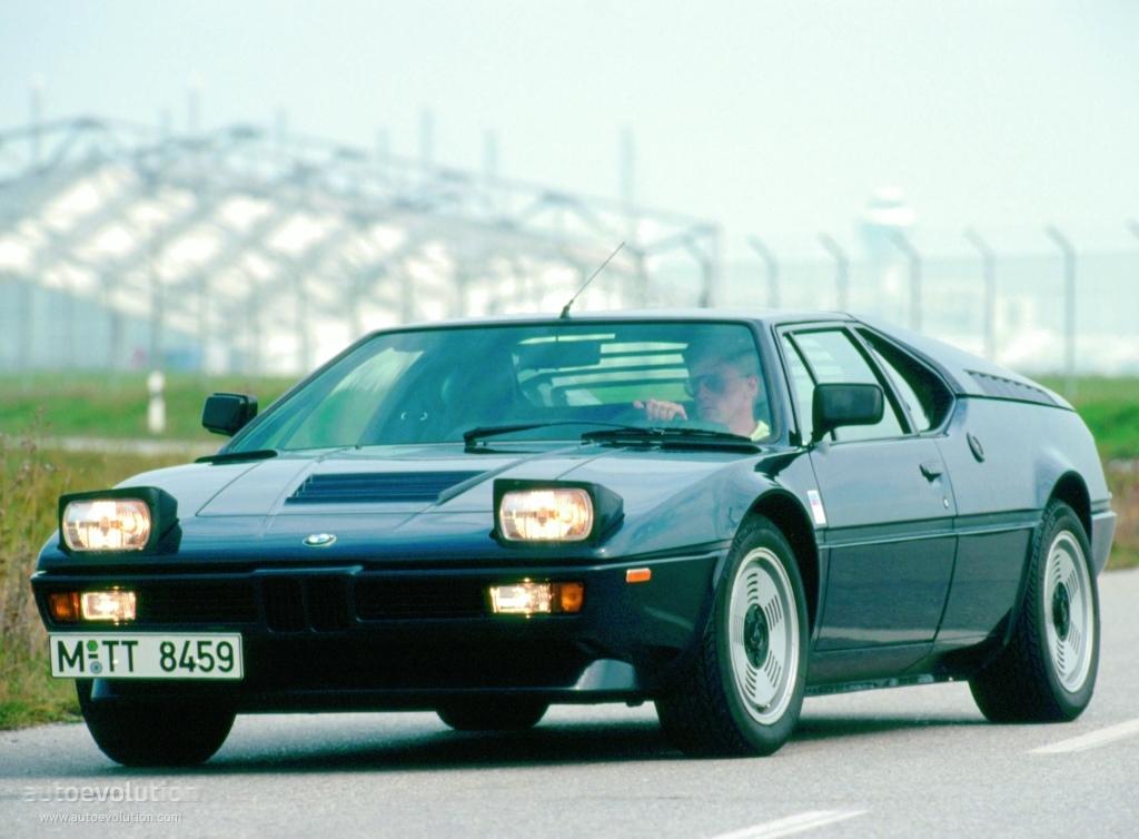 Bmw M1 E26 Specs Amp Photos 1978 1979 1980 1981