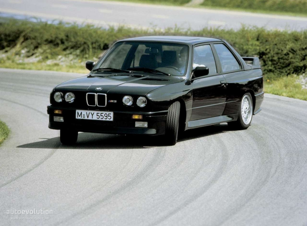 bmw m3 coupe (e30)