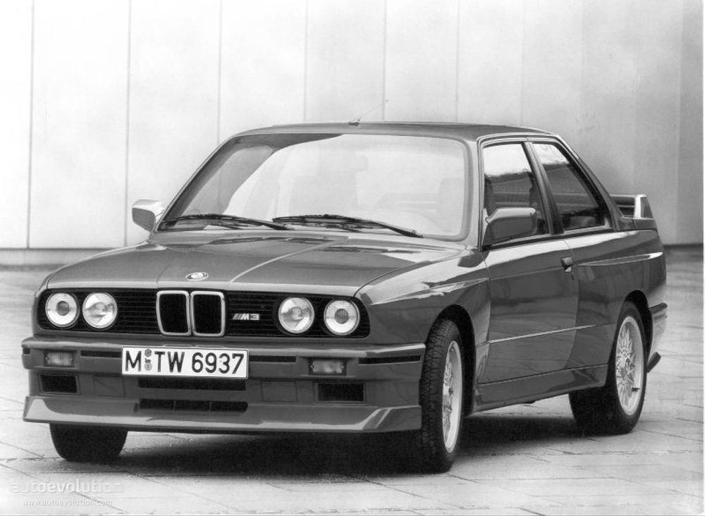 Bmw M3 Coupe E30 Specs Amp Photos 1986 1987 1988 1989 1990 1991 1992 Autoevolution