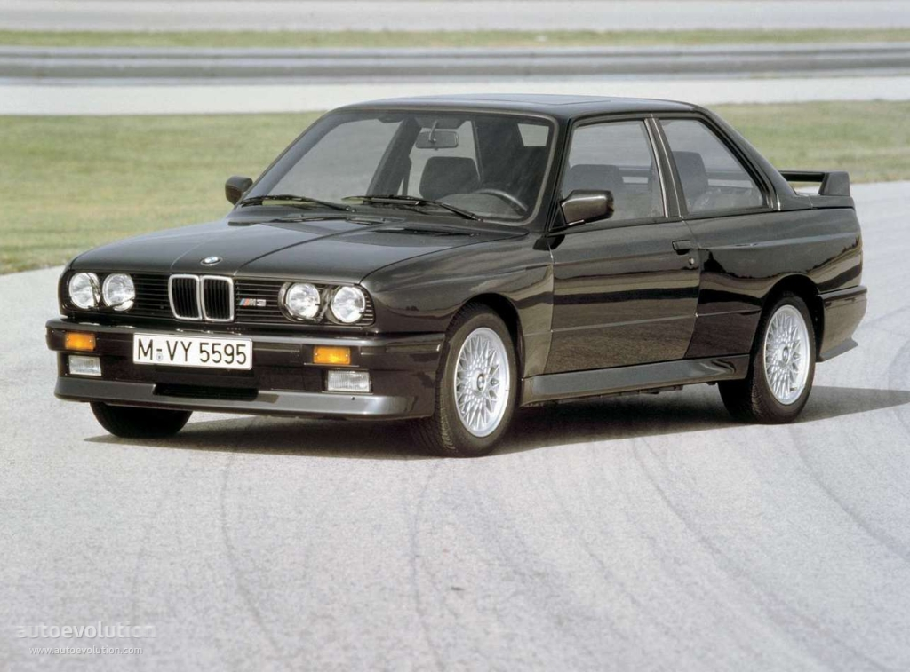 BMW M3 Coupe (E30) specs - 1986, 1987, 1988, 1989, 1990, 1991, 1992 ...