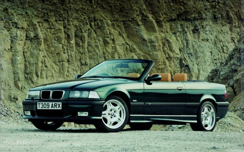 Bmw M3 Cabriolet E36 1994 1999