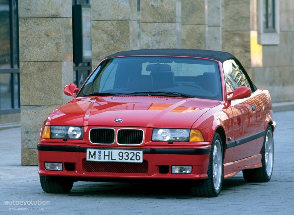 Bmw M3 Cabriolet E36 Specs Amp Photos 1994 1995 1996