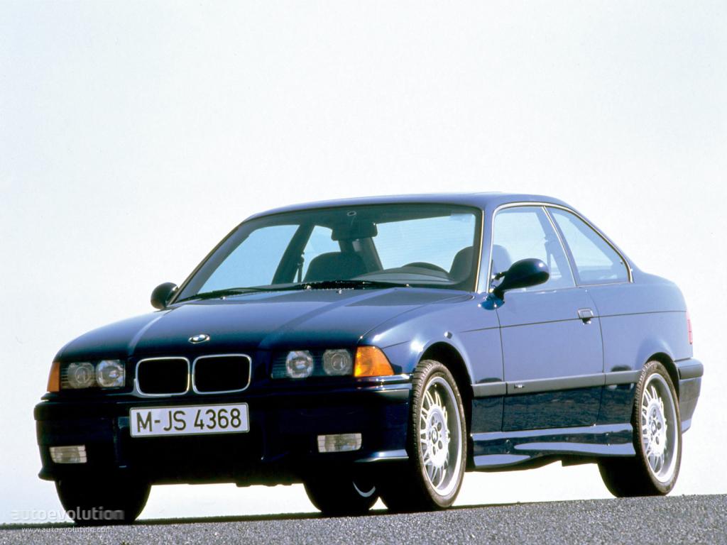 bmw m3 coupe e36 1992 1993 1994 1995 1996 1997 1998 autoevolution. Black Bedroom Furniture Sets. Home Design Ideas