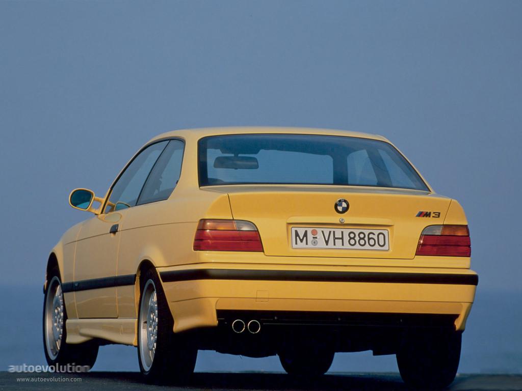 Bmw M3 Coupe E36 Specs Amp Photos 1992 1993 1994 1995