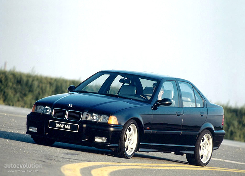 bmw m3 sedan e36 1994 1995 1996 1997 1998 autoevolution. Black Bedroom Furniture Sets. Home Design Ideas