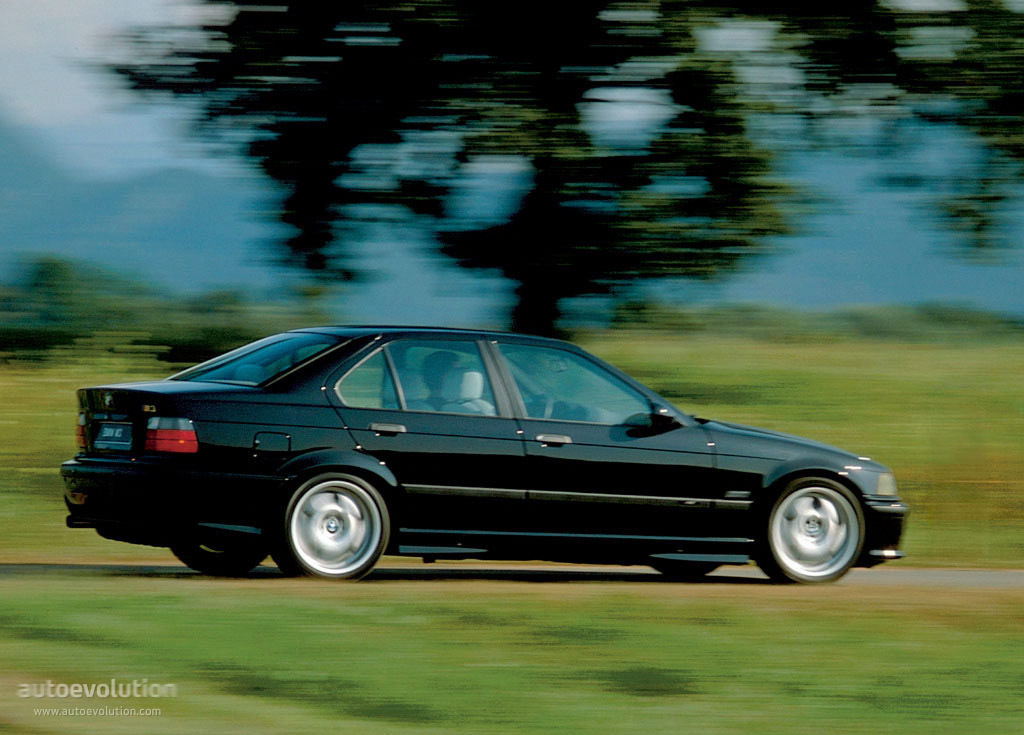 bmw m3 sedan e36 specs photos 1994 1995 1996 1997 1998 autoevolution. Black Bedroom Furniture Sets. Home Design Ideas