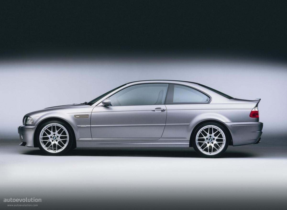 bmw m3 csl e46 2003 autoevolution. Black Bedroom Furniture Sets. Home Design Ideas