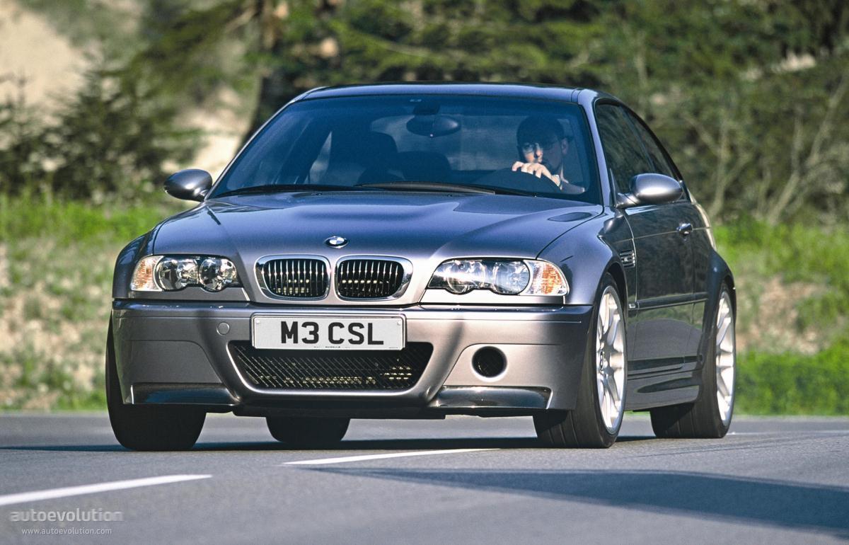 Bmw M3 Csl E46 Specs 2003 Autoevolution
