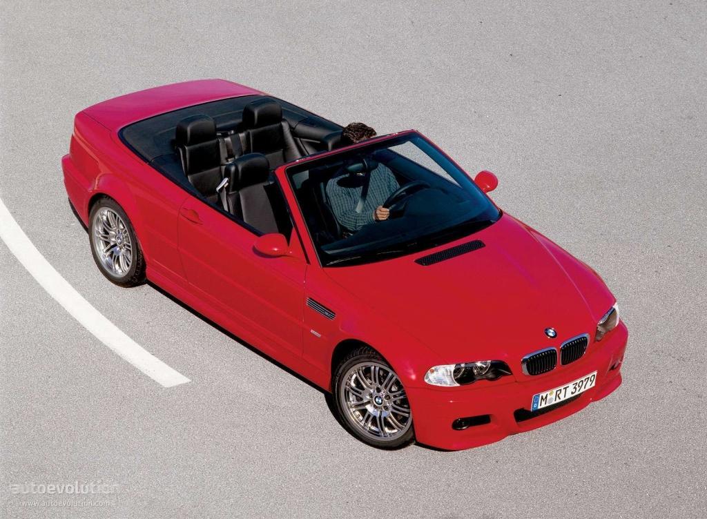 Bmw M3 Cabriolet E46 Specs Amp Photos 2001 2002 2003